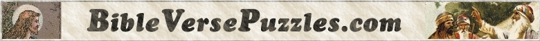 BibleVersePuzzles.com for free  Biblical and Christian puzzles games for PC's